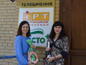 """Фото: """"Коло"""" в гостях у телеканалу ІРТ"""