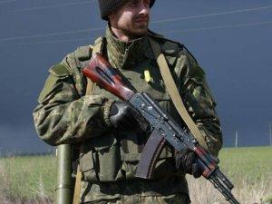 Фото: Бійці батальйону «Полтава» в АТО врятували жінку
