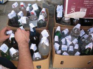 Фото: У Полтаві викрили підпільний завод, на якому виготовляли алкоголь