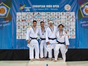 Фото: Полтавець став срібним призером European Open в Клуже