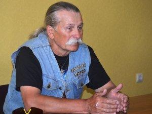 Фото: Головний байкер Полтави: «У мене в клубі є слюсарі, мільйонери та депутати»