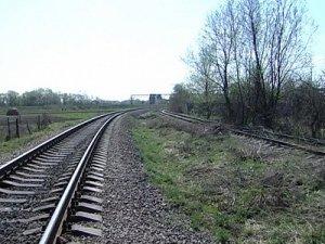 Фото: У Кременчуці затримали чоловіків, які намагались викрасти залізничне полотно