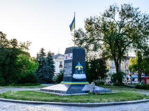 Фото: Про можливі маніпуляції з сквером Героїв України в Полтаві