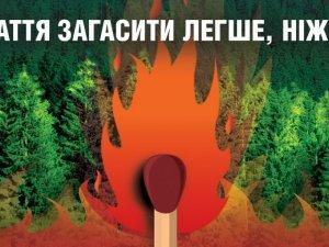 Фото: На думку голови Полтавської ОДА, в області погано працюють над попередженням пожеж