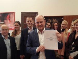 Фото: Сергій Каплін очолив партію та йде на вибори