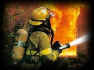Фото: Три пожежі за годину: в Полтаві горіли школа, училище і піцерія