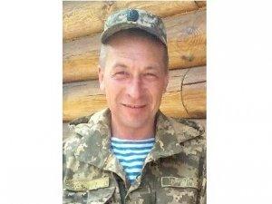 Фото: Під Горлівкою загинув військовий з Полтавщини