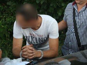 Фото: Мешканець Кременчука під виглядом таксиста збував амфетамін