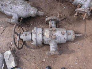 Фото: На Полтавщині з газоконденсатного родовища вкрали металу на 70 тисяч гривень