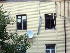 Фото: Під Полтавою районну податкову обстріляли з гранатомета