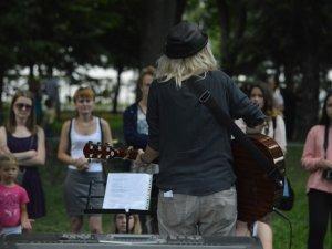 Фото: Фестиваль європейського зразка – у центрі Полтави (ФОТО)
