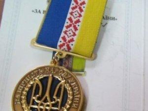 Фото: Кременчуцькі нацгвардійці отримали нагороди «За вірність народу України»