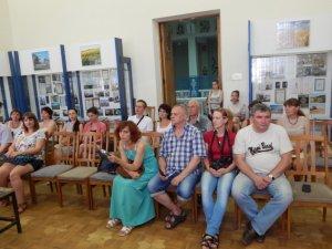 Фото: Турфірмам України два дні показували полтавський туризм