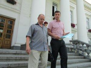 Фото: Депутат Олександр Шамота: «Мітинг проти підвищення тарифів зриватимуть перевізники!»