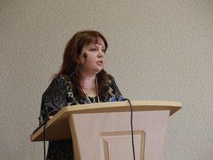 Фото: Директор «Полтавафарм» не з'явилась на засідання постійної комісії обласної ради