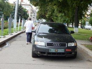 Фото: У Полтаві під облдержадміністрацією влаштували «Майдан 3.0»