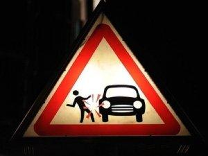 Фото: Полтавку збив автомобіль на пішохідному переході