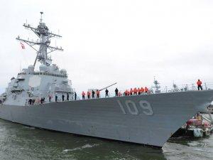Двоє полтавців під час реабілітації в Литві побували на есмінці США