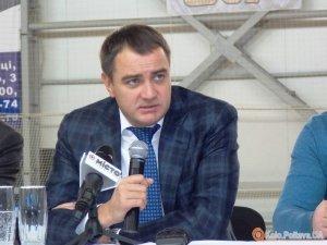Фото: Президент ФФУ переконує, що Єврокубків у Полтаві не буде