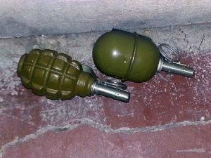 Фото: Під Полтавою у чоловіка вилучили дві гранати