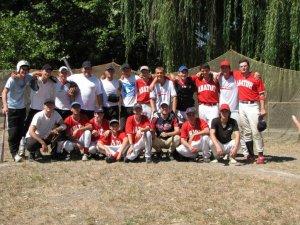 Фото: Полтавський бейсбольний клуб – другий у Всеукраїнському дивізіоні «Б»