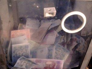 Фото: Полтавець вкрав скриньку із пожертвами для АТО