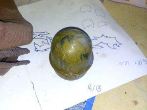 У Семенівці чоловік зберігав удома гранату