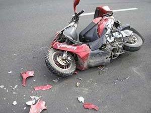 Фото: Мопедист збив пішохода в Машівському районі на Полтавщині