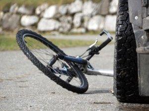 Фото: У Великобагачанському районі водій травмував велосипедистку та зник з місця ДТП