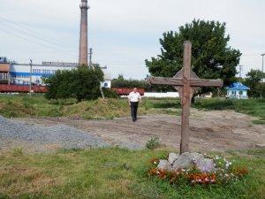 У Глобиному на вулиці з радянською назвою збудують церкву