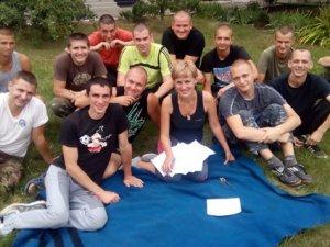 Фото: З міліціонерами-учасниками АТО провели психологічний тренінг