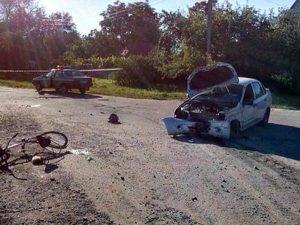 Фото: У Шишаках п'яний водій на смерть збив пішохода