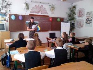 Фото: На першому уроці зі школярами говоритимуть про Революцію Гідності