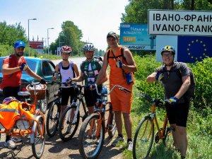 Фото: Через Полтаву проїдуть учасники велопробігу «Захід – Схід»