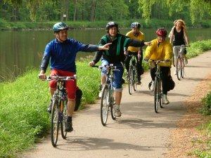 Фото: У Миргороді розвиватимуть велотуризм