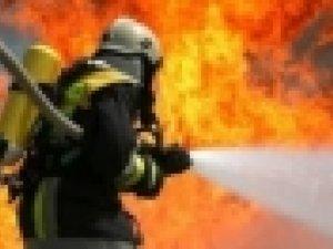 Фото: У Лохвиці згоріла хата