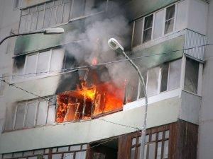 Фото: Полтавець ледь не згорів у власній квартирі