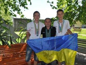 Фото: Полтавці повернулися із нагородами з Міжнародної олімпіади