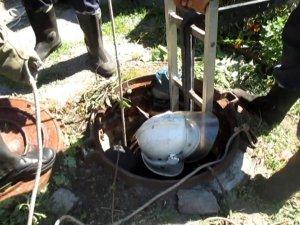 Фото: Двоє людей загинули у каналізаційному колекторі під Кременчуком