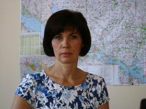Фото: Полтавську міську організацію партії «Відродження» очолила Оксана Черкас