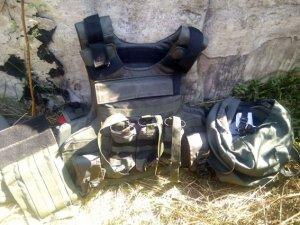 Фото: На Полтавщині міліціонери знайшли сховище боєприпасів із зони АТО