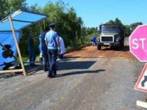 Фото: У Харківцях, де виявили африканську чуму, продовжують торгувати свининою
