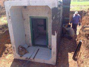 Фото: Фортифікаційні споруди на Сході практично добудували