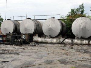 Фото: На підприємстві Полтавщини знайшли  нафту невідомого походження