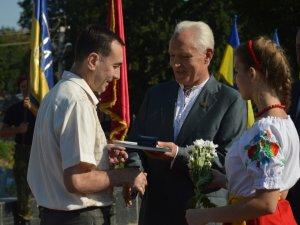 Фото: Нагородили лауреатів полтавської премії імені Самійла Величка