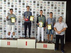 Фото: Полтавці здобули три медалі на всеукраїнських змаганнях з тхеквондо