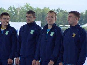 Фото: Полтавські спортсмени на чемпіонаті світу догребли до медалей
