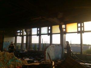 Фото: У Полтаві палала багатоповерхівка