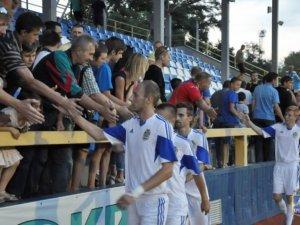 Фото: «Кремінь» зіграв унічию з лідером другої ліги