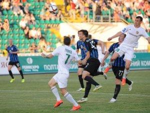 Фото: «Ворскла» в Кубку України зіграє з «Чорноморцем»